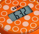 Весы Akai SB13520 ультракомпактные новые