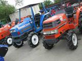 Японские трактора б/у 1500